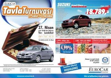 Flyer Neu.cdr - EuroCar Autozentrum