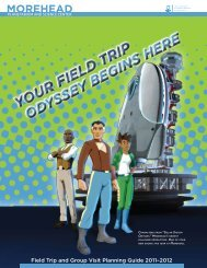 Your Field Trip odYsseY Begins here Your Field Trip odYsseY ...