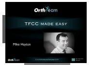 TFCC made easy - ShoulderDoc.co.uk