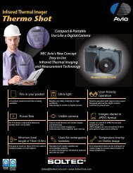 Infrared Thermal Imager - soltec