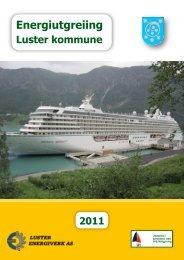 rullering 2011 - Luster Energiverk