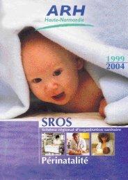 Schéma régional d'organisation sanitaire 1999 ... - Parhtage santé