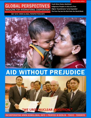 AID WITHOUT PREJUDICE - Global Perspectives
