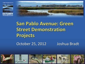 Dry Creek Conservancy LID Conference Presentation