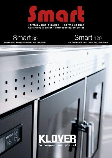 Smart 80 Smart 120 - Stoves Online