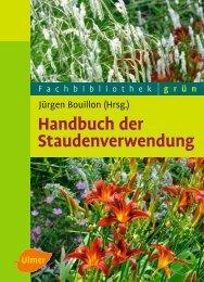 Handbuch der Staudenverwendung