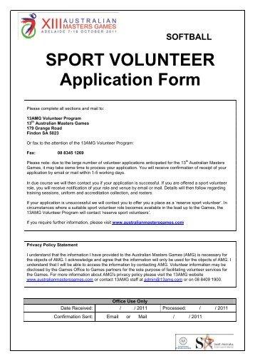 Superb Fire Service Application Form