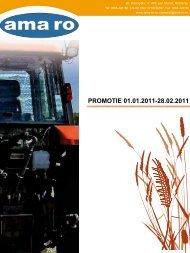 promotie - Ama RO