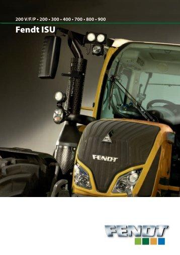 Fendt ISU - AGCO GmbH