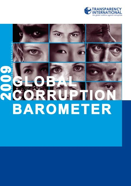 GLOBAL CORRUPTION BAROMETER - Asialink