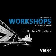 Workshops - VIA University College