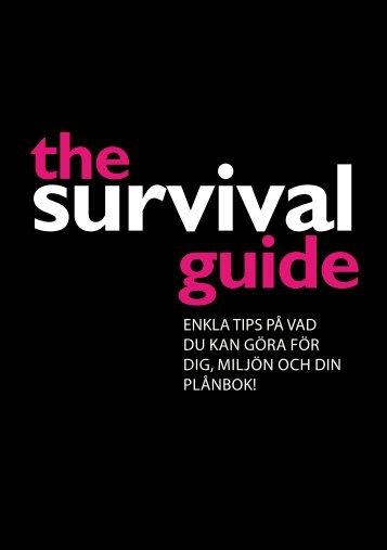 Survival guide 2_0 090329_webb.pdf - Energikontor Sydost