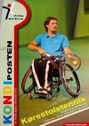 Kondiposten - november 2010 - Idrætsforeningen for handicappede ...