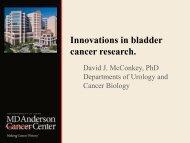 Add Title Here - Bladder Cancer Advocacy Network