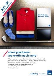 A5 Leaflet.FA.110713.V1 copy - AXA Life Insurance Singapore