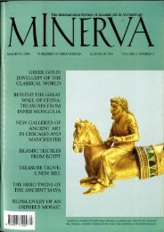 The International Review of Ancient Art St Archaeology