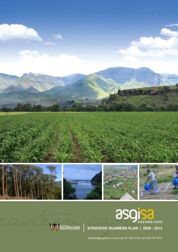 Strategic Business Plan 09_14.pdf - Provincial Spatial Development ...