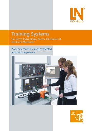 Training Systems - techno volt