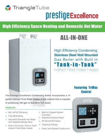 Prestige Excellence Brochure - Triangle Tube