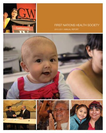 FNHS Annual Report 2011 | pdf download - First Nations Health ...