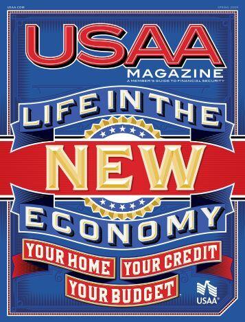 Spring 2009 USAA Magazine