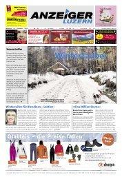 Anzeiger Luzern, Ausgabe 49, 11. Dezember 2013