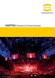 HARTING Broadcast & Entertainment