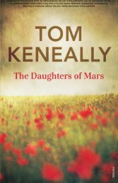The Daughters of Mars Extract