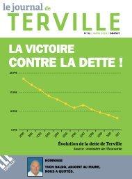 CONTRE LA DETTE ! - TERVILLE