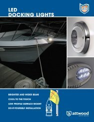 LED Docking LIght - Attwood