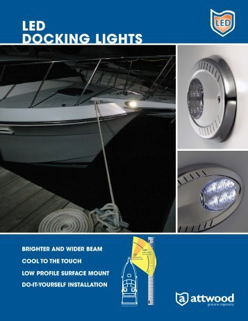 LED Docking LIght - Attwood