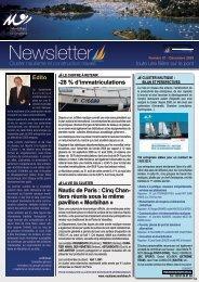 Newsletter - Conseil général du Morbihan