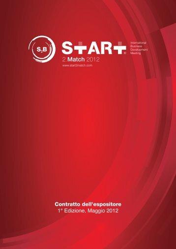 Contratto dell'Espositore - Starttobusiness.com