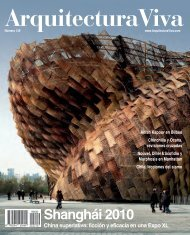 Carnaval en Cuaresma - Arquitectura Viva