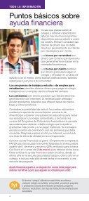 INVIERTA EN SU - CSAC California Student Aid Commission - Page 6