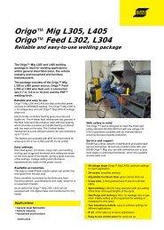 Ingen bildrubrik - Mig Tig Arc Welding Supplies