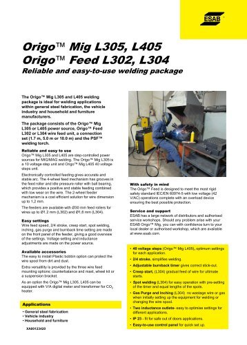 Ingen bildrubrik - Mig Tig Arc Welding Supplies