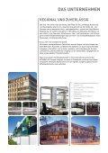 Broschüre Bereich Regensburg - Züblin AG Systembau - Seite 3