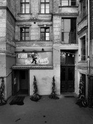 Ballhaus Mitte, Spiegelsaal - 4. Berlin Biennale
