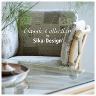 Katalog Sika Rattan Classic Collection - Walli