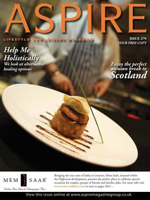 Scotland - Aspire Magazine