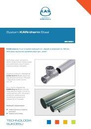 Ulotka Steel - KAN-therm