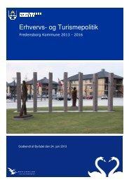 Erhvervs- og Turismepolitik - Fredensborg Kommune