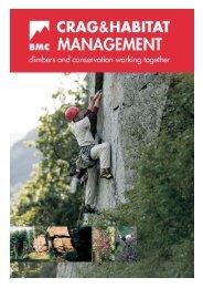 BMC Crag and Habitat Management - UIAA
