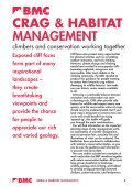 BMC Crag and Habitat Management - UIAA - Page 2