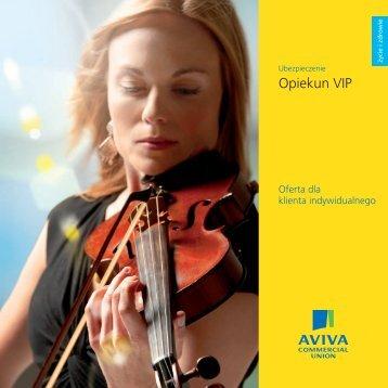 Opiekun VIP - Agent Aviva Warszawa