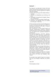 Avant-Propos, table des matières Vorwort - fib-ch - EPFL