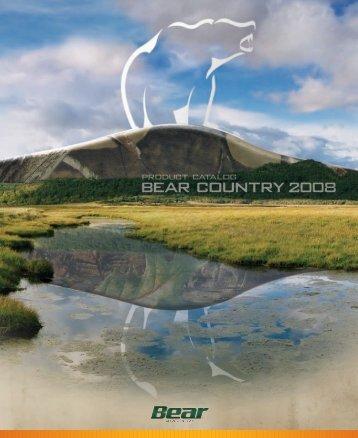 Bear Product Catalog 2008 - Bear Archery