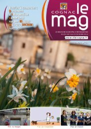 Cognac Mag avril-mai 2013 - Ville de Cognac