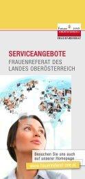 SERVICEANGEBOTE - Frauenreferat